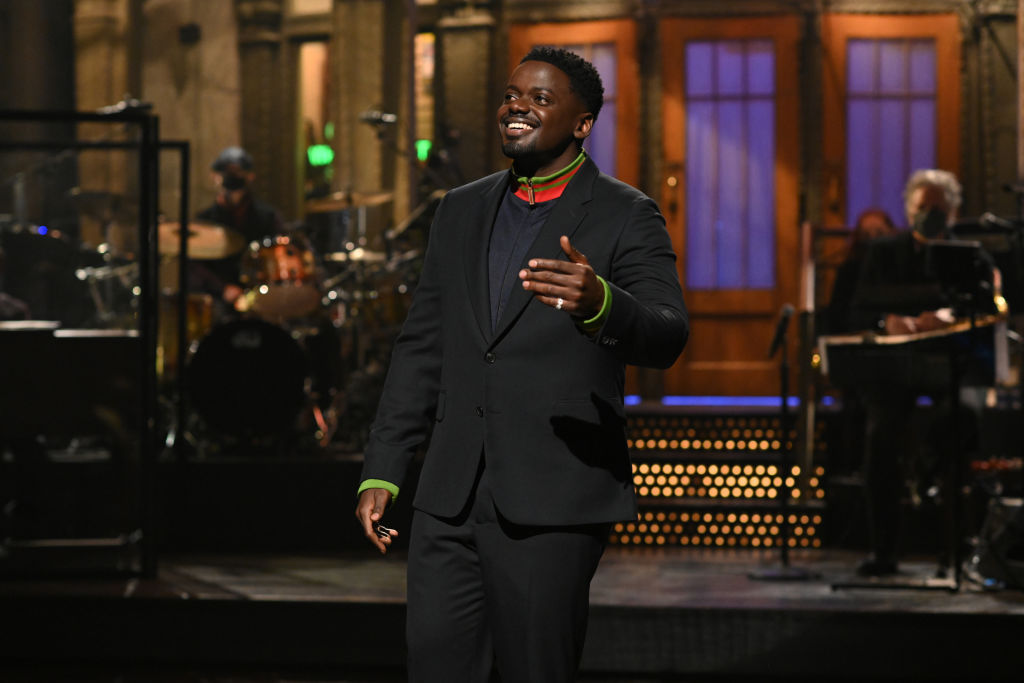 Daniel Kaluuya Shines In 'SNL' Debut, Calls Out Racism In Opening Monologue