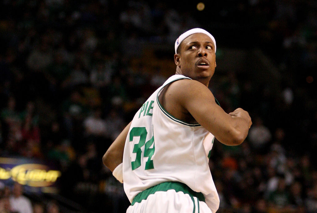 Twitter Reacts To Paul Pierce Getting Fired By ESPN On His Day Off