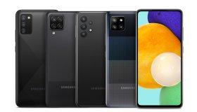 Galaxy A Series Smartphones