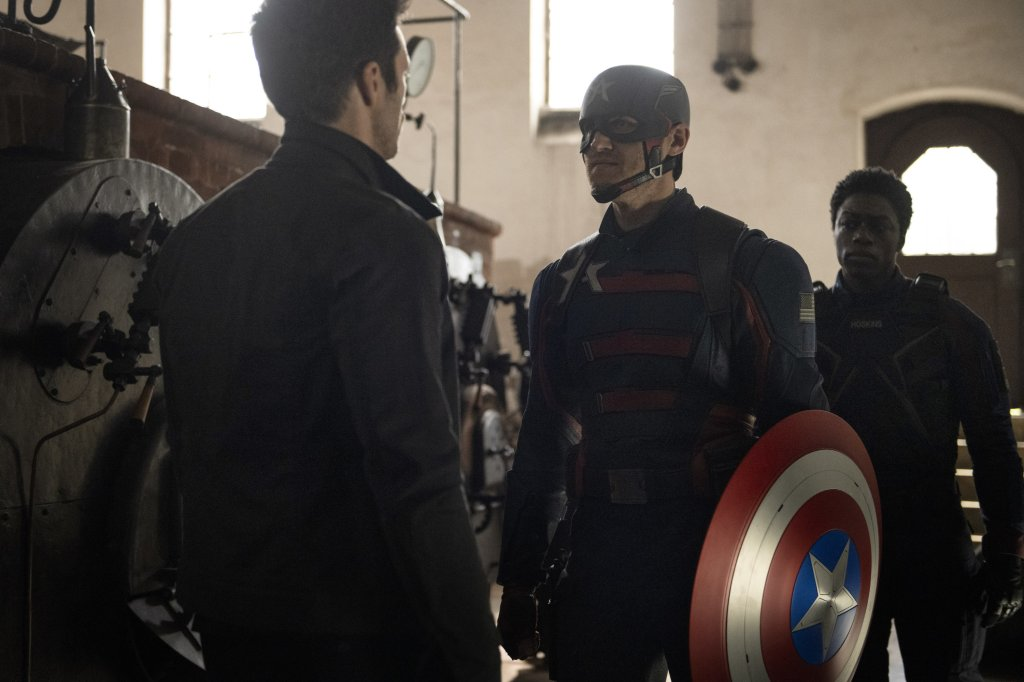 The Falcon and The Winter Soldier Recap, Episode 4