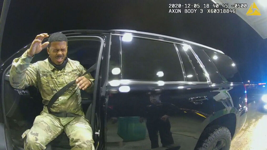 Virginia Police Officer Fired After Pepper-Spraying Black Army Officer