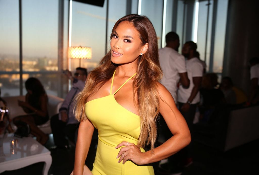 Daphne Joy attends 'Miss Diddy's Toast To Young Hollywood'