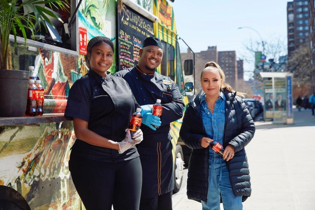 <div>Pepsi & Angie Martinez To Hold 'Manzanita Sol NYC Food Truck Giveback' This Weekend</div>