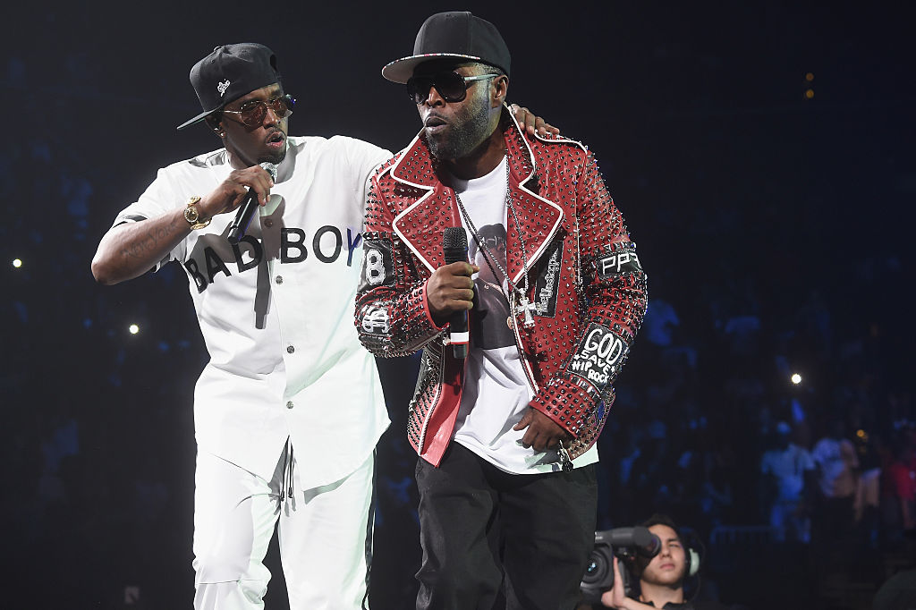 """Puff Daddy And The Family Bad Boy Reunion Tour Presented By Ciroc Vodka And Live Nation - May 20"""