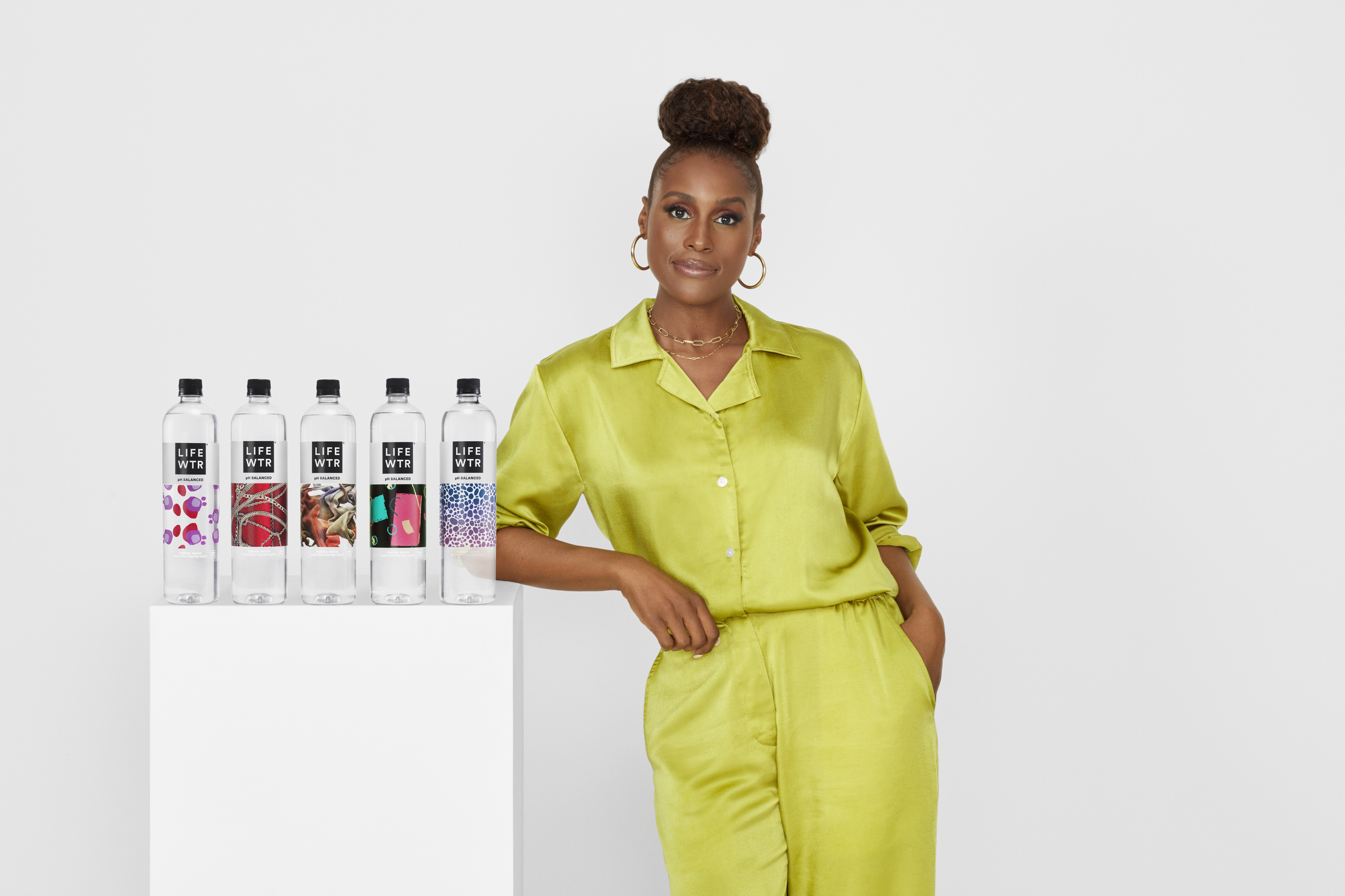 """Issa Rae Partners With LIFEWTR For """"Life Unseen"""" Campaign To Help Creatives"""