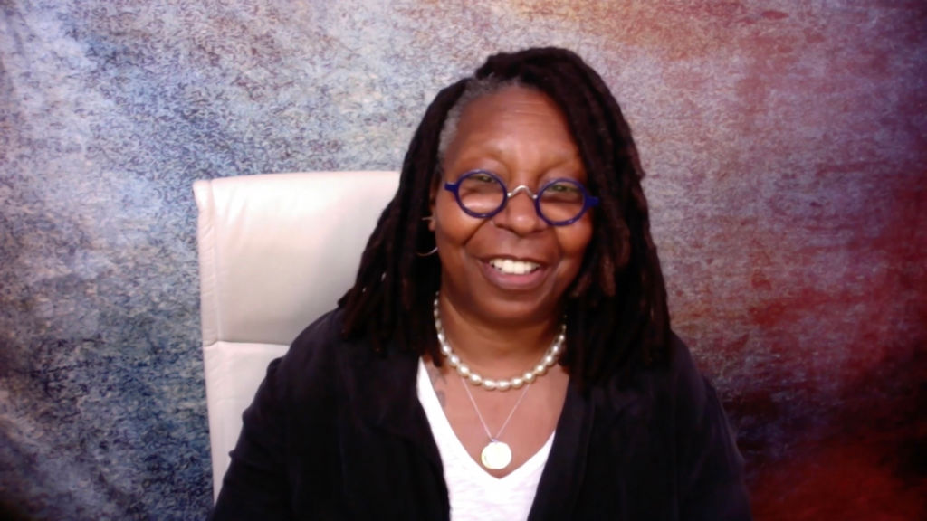 Whoopi Goldberg Taking A Second Pull At The Pot Game With New Company