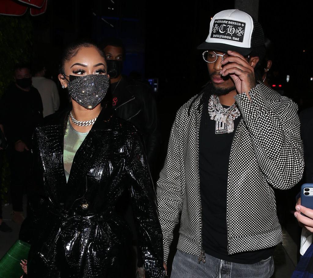 Celebrity Sightings In West Hollywood - November 16, 2020
