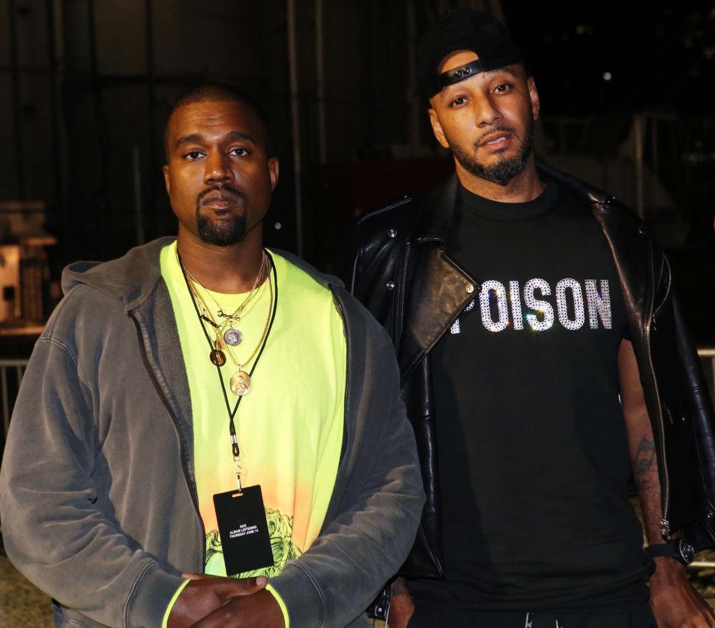 "Nas ""Nasir"" Album Listening Session"