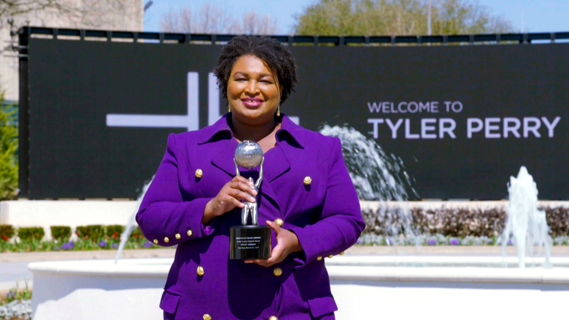 Stacey Abrams Has Been Nominated For A Nobel Peace Prize