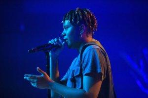 YBN Cordae Performs At The Fonda Theatre