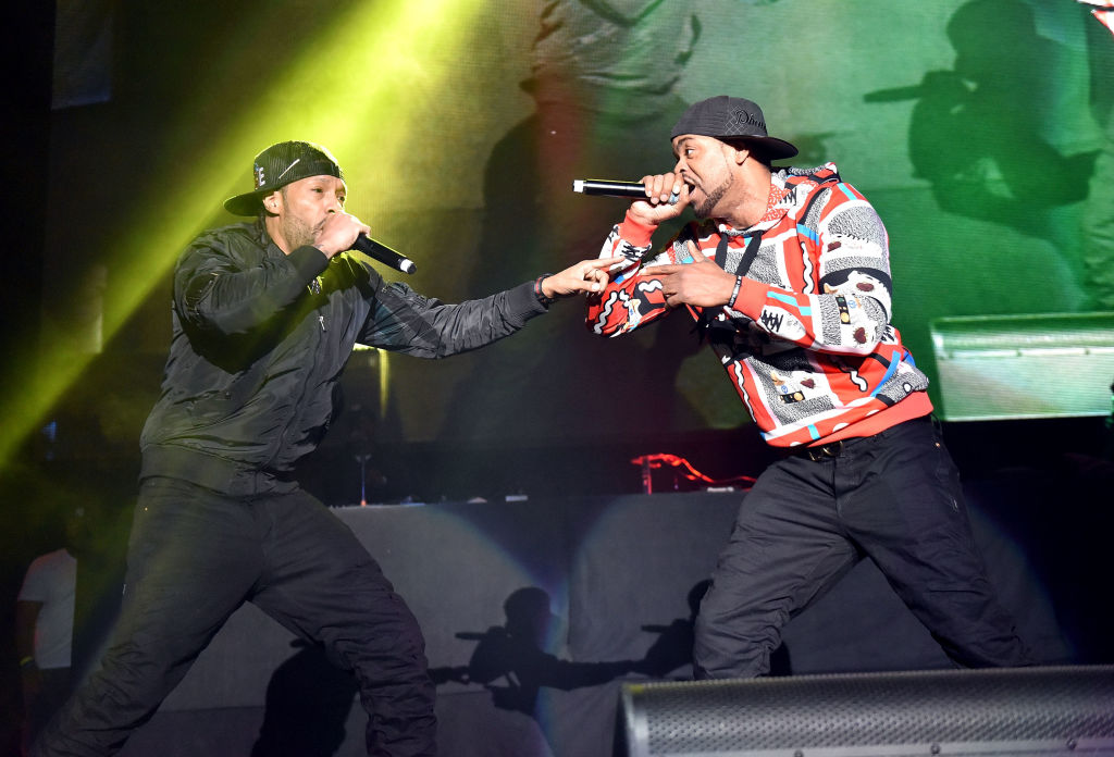 Method Man & Redman VERZUZ Viewers Were Not Happy To See Russell Simmons