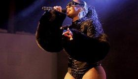 Ashanti Performing at Liverpool Guild of Students