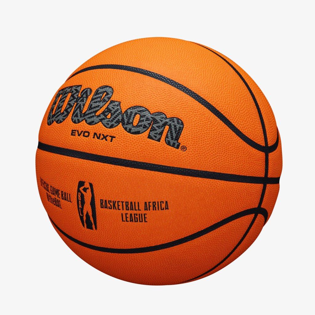Basketball Africa League game ball