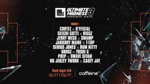 Caffeine X URL Ultimate Madness 3