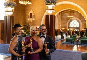 93rd Annual Academy Awards - Backstage
