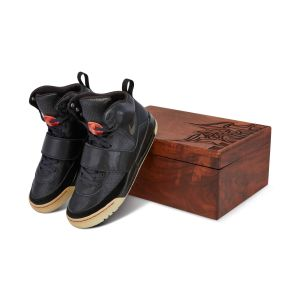 KANYE WEST 2008 'GRAMMY WORN' NIKE AIR YEEZY SAMPLES SELL FOR $1.8 MILLION