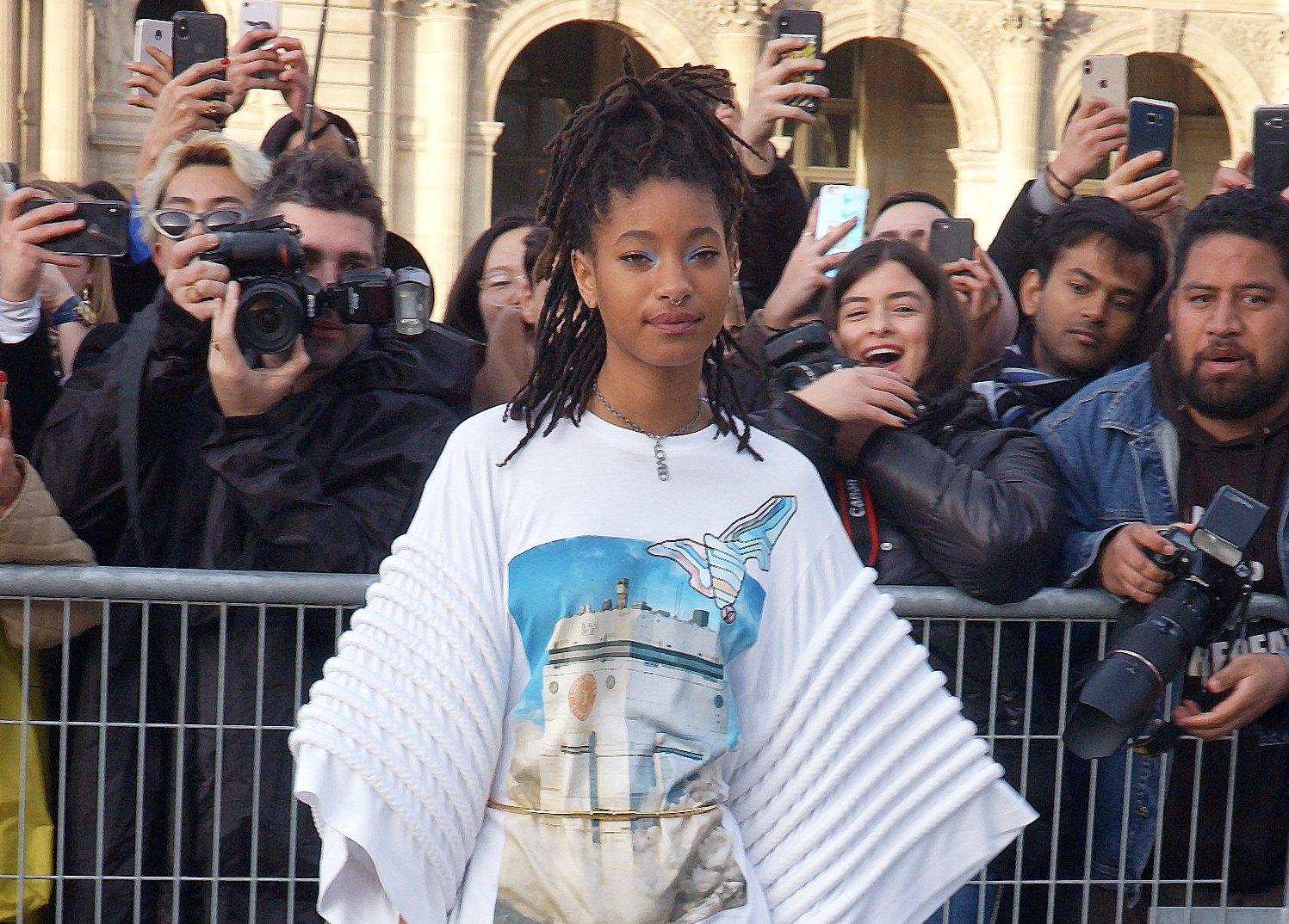 """Willow Smith Releases New Track """"Transparent Soul"""" With All The Pop-Punk Feels"""