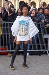Paris Fashion Week Autumn/Winter 2019/2020 - Louis Vuitton - Outside Arrivals