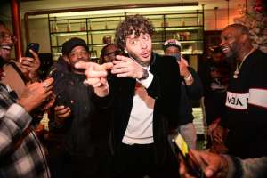 """Jack Harlow """"Thats What They All Say"""" Album Release Dinner"""