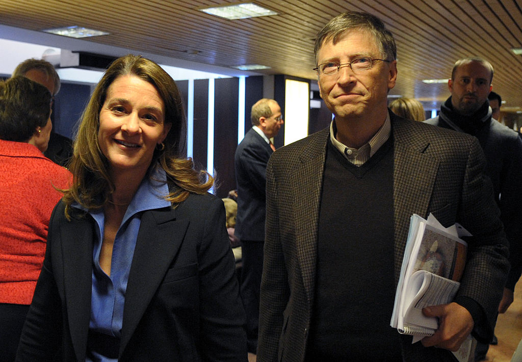 Twitter Reacts To The News of Bill & Melinda Gates Getting A Divorce