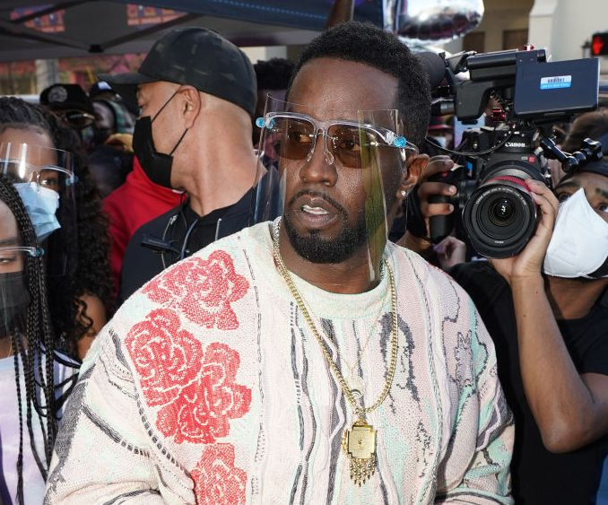 """Diddy Really Did Change His Name to """"Love"""", Per Driver's License"""