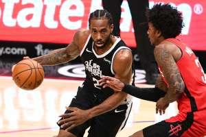 NBA: APR 09 Rockets at Clippers