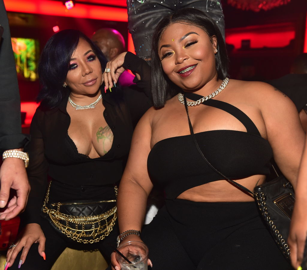 Shekinah Jo Spills Tea on Tiny Leaving Her Out to Dry, Allegedly