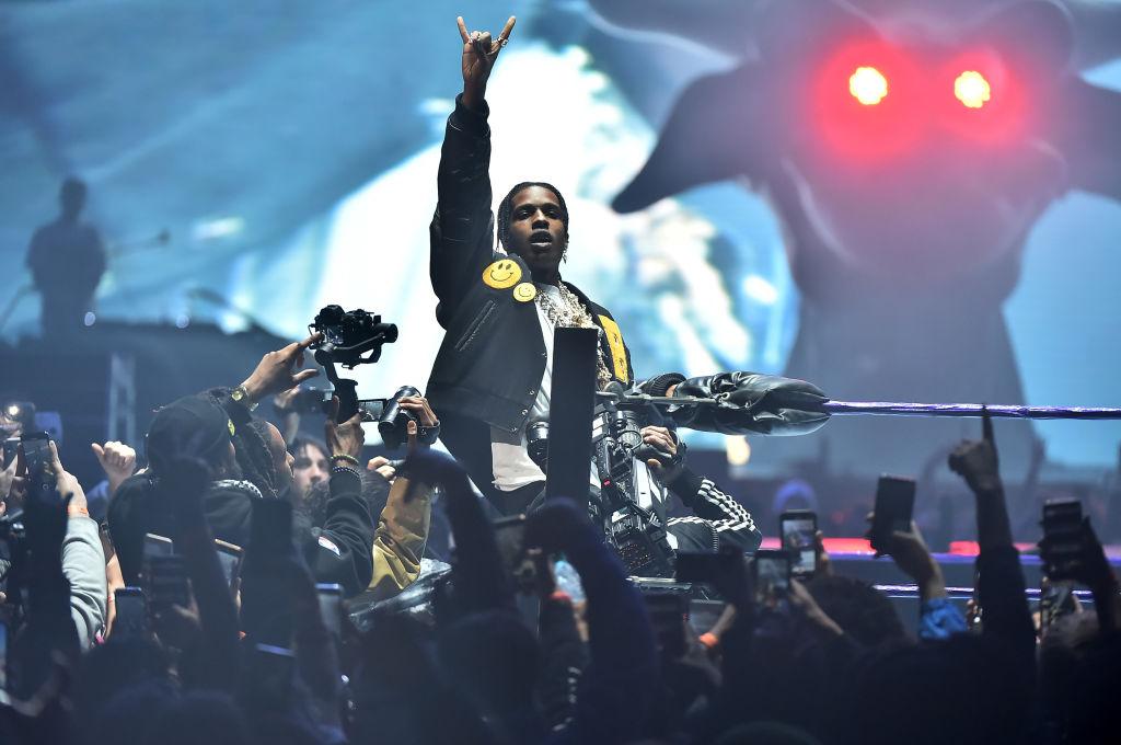 Festival Season Back: A$AP Rocky, Billie Eilish & Alleged Rapper Post Malone Headlining 2021 Governors Ball