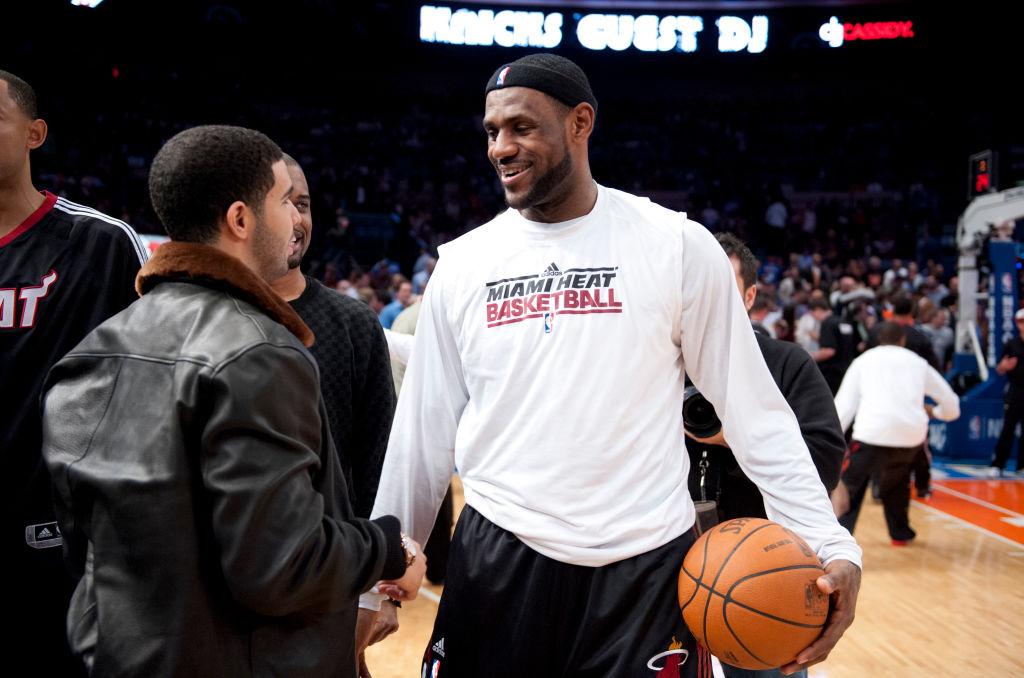 Miami Heat v New York Knicks