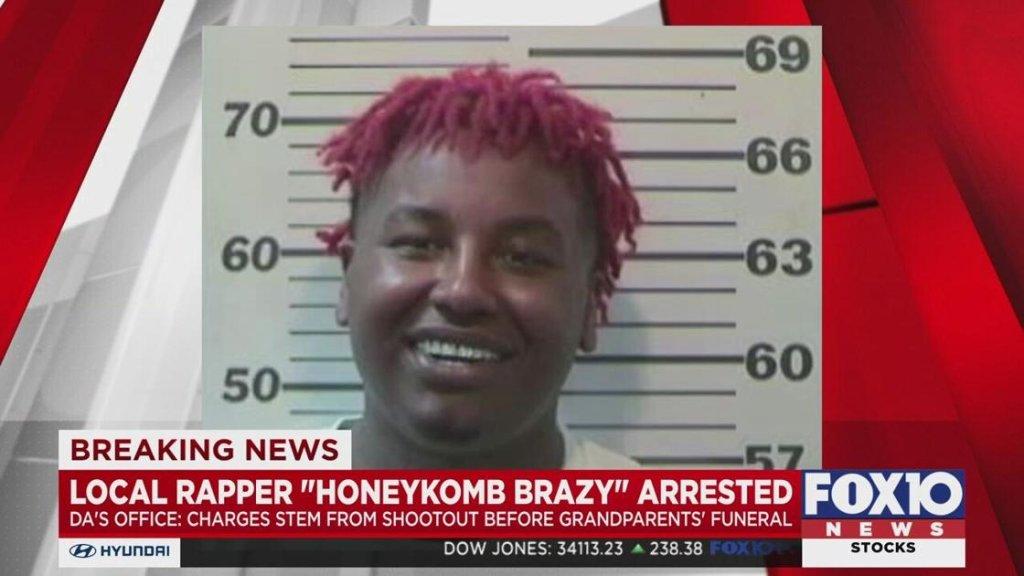 HoneyKomb Brazy