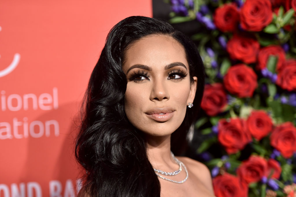 Erica Mena Wants All The Smoke With Wendy Williams [Video]