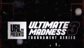 Ultimate Rap League Ultimate Madness 3 Round 2