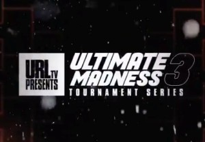Ultimate Rap League Ultimate Madness 3 Round 2