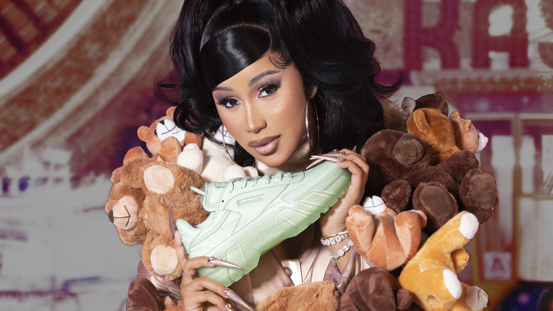 """Reebok & Cardi B To Drop """"Mommy and Me"""" Capsule Collection [Photos]"""