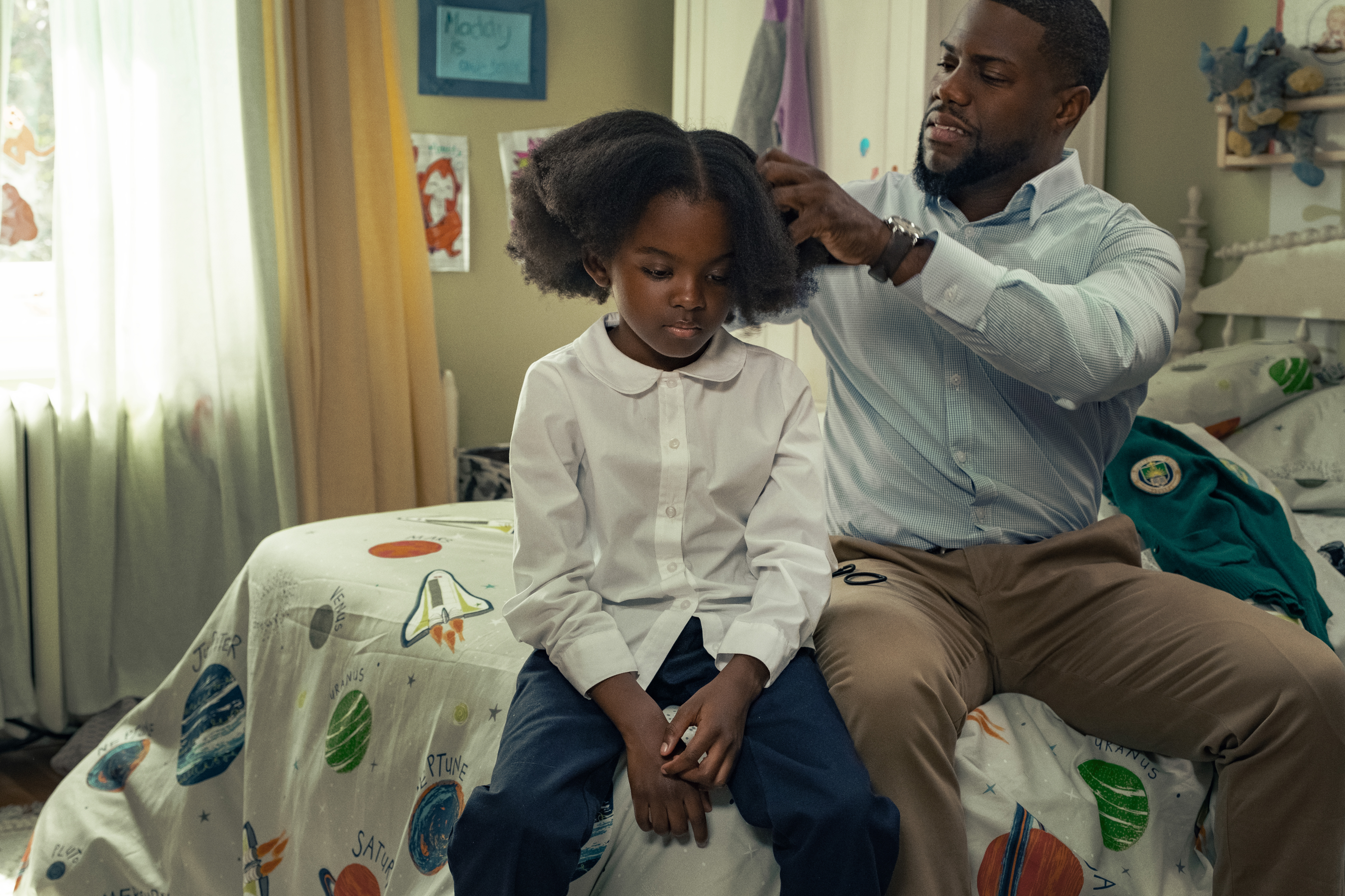 Kevin Hart Navigates Being A Single Dad In Trailer For Netflix's 'Fatherhood'