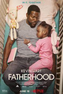 Kevin Hart Fatherhood Netflix