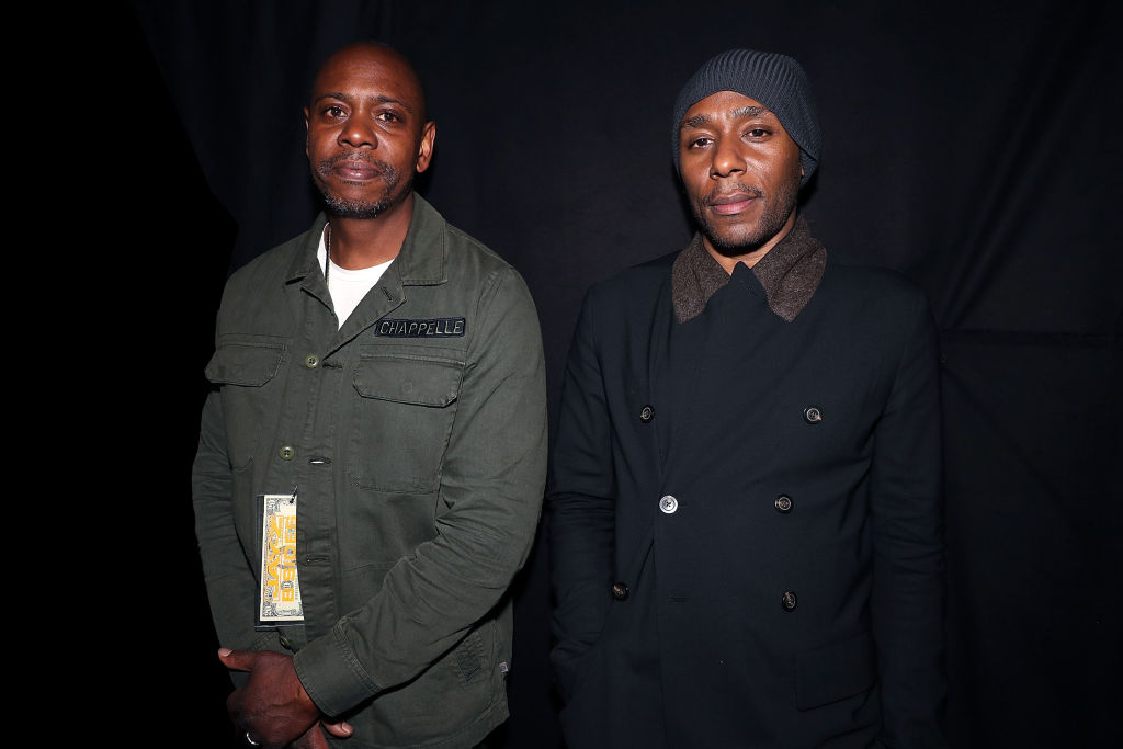 Dave Chappelle, yasiin bey & Talib Kweli's New Podcast Launches On Luminary