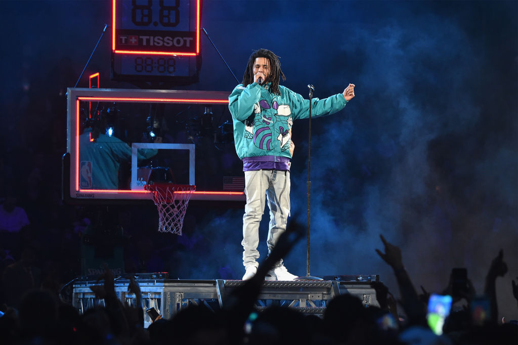 J. Cole's Professional Basketball Debut Is In The Books