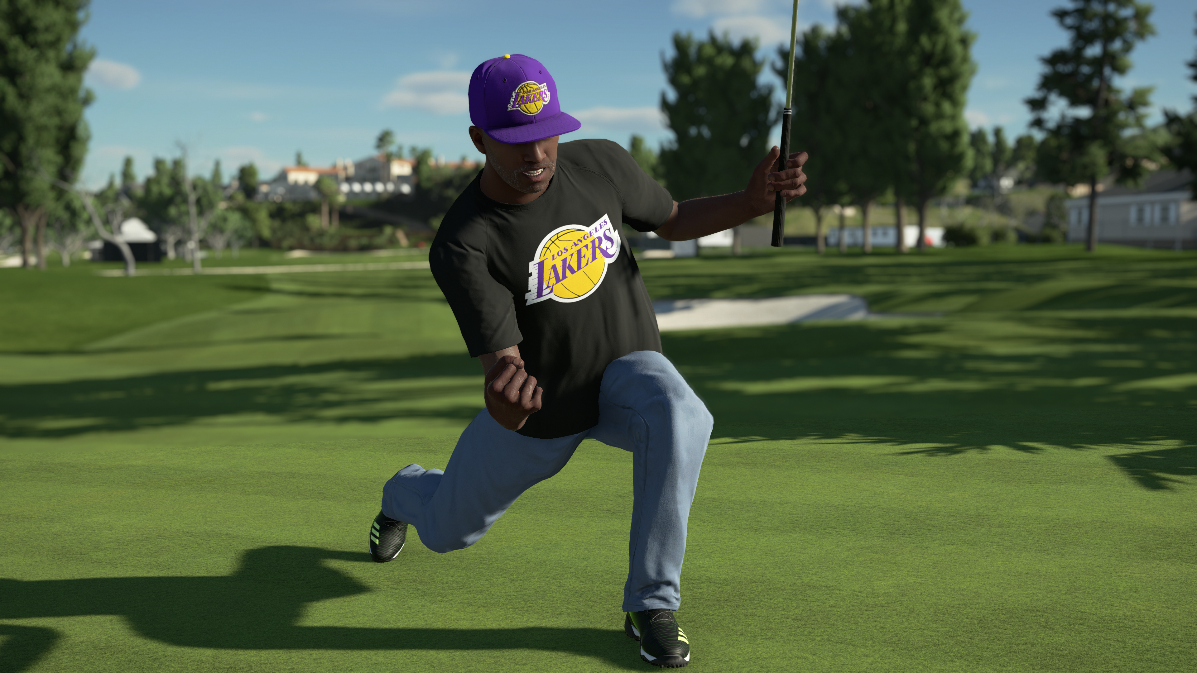 NBA Gear Now Available In PGA Tour 2K21 Game Shop