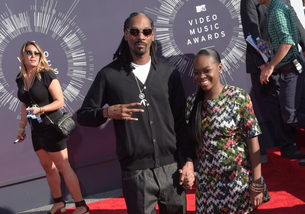 Snoop Dogg's Daughter Cori Broadus Reveals She Attempted Suicide