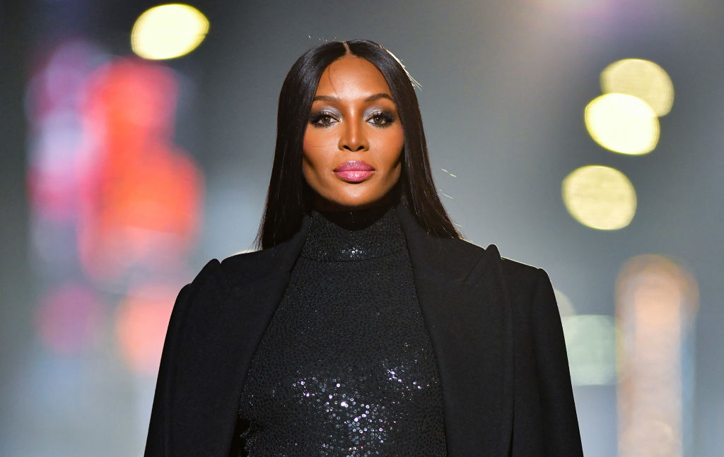 Naomi Campbell Welcomes First Baby and It's A Girl