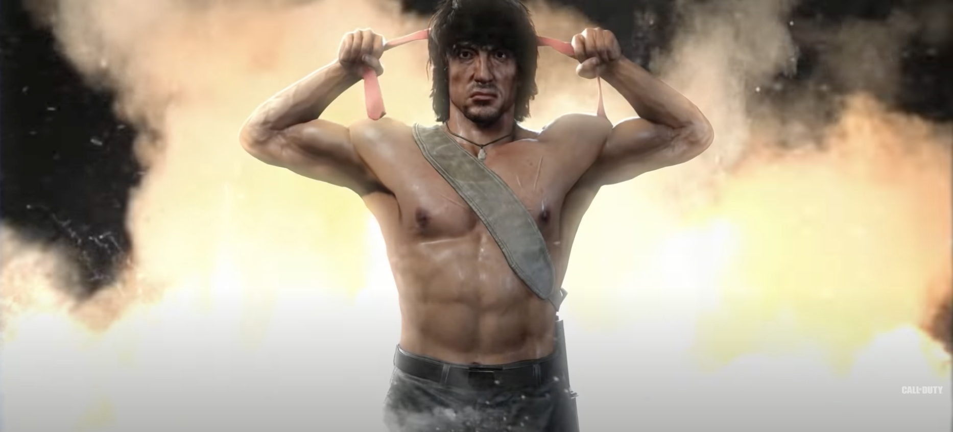 80s Action Heroes Rambo & John McClane Are Coming To 'Call of Duty' Games