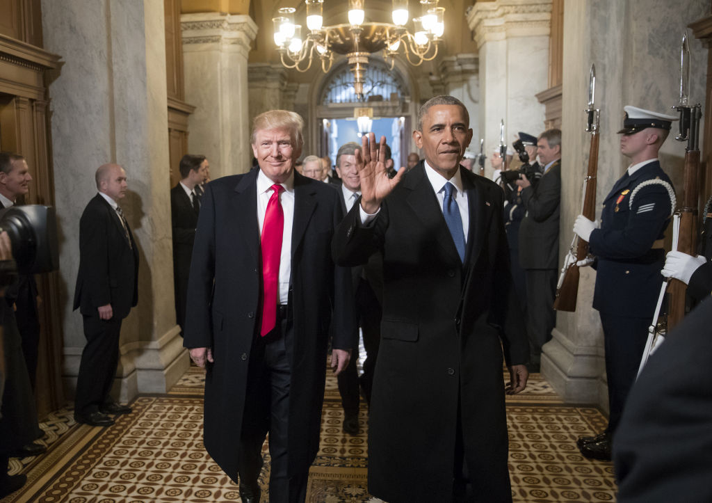 """Barack Obama Privately Called Donald Trump """"A Racist, Sexist Pig"""""""