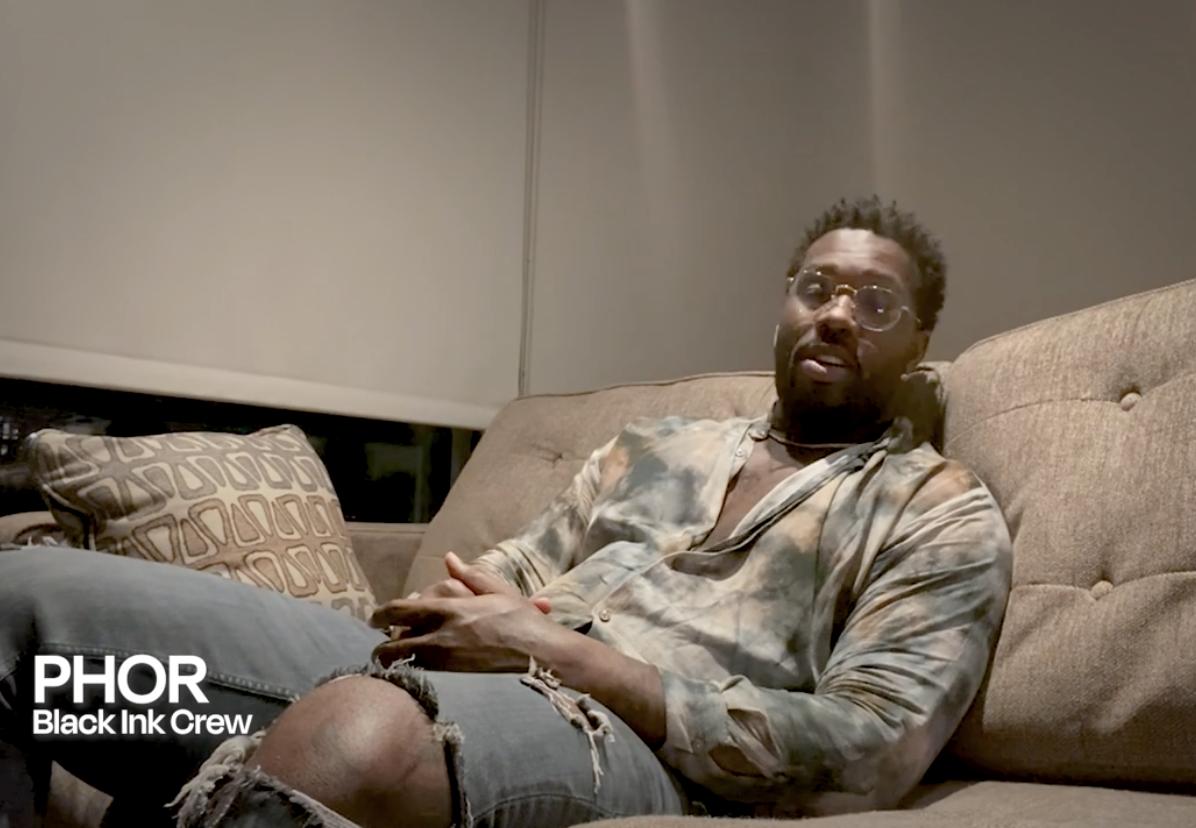 Black Ink Crew Chicago's Phor Speaks on Importance of Mental Health [Video]