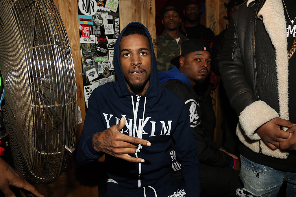 Lil Reese In Concert