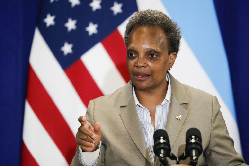 Chicago Mayor Lori Lightfoot Prioritizng Black & Brown Journalists