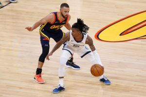 Memphis Grizzlies v Golden State Warriors - Play-In Tournament