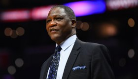 NBA: JAN 28 Hawks at Clippers