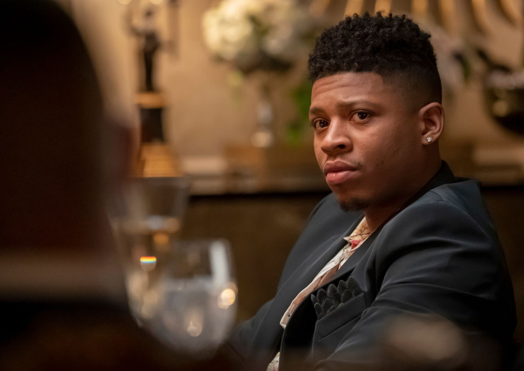 Bryshere Gray Pleads Guilty To Domestic Violence, Gets Skid Bid