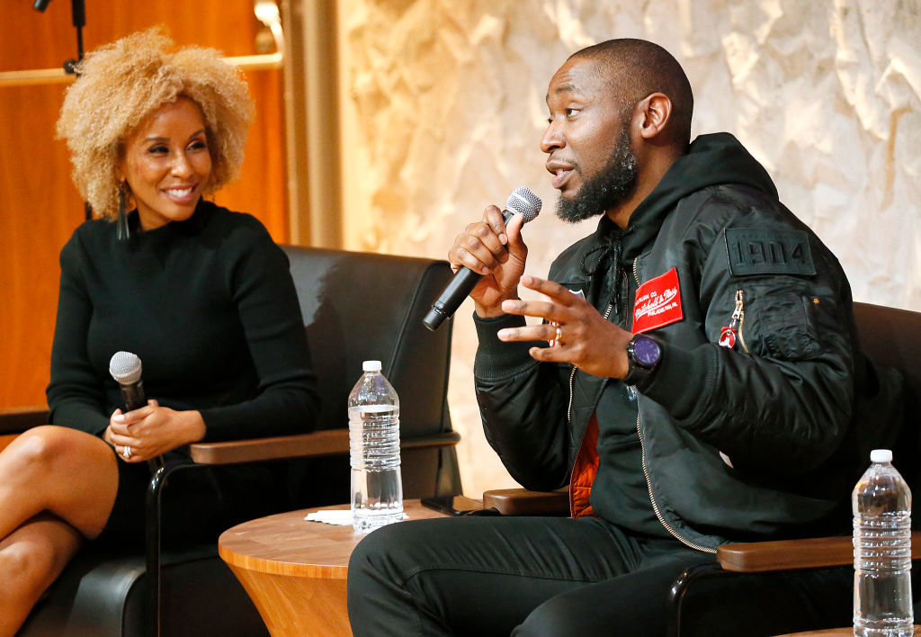 9th Wonder Continues His Academic Career With Roc Nation and LIU Brooklyn